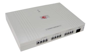 IKE TC2000-208 8-Line Apartment Intercom PABX System