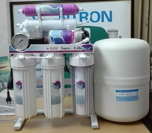 Sure Pure Five Stage Filtration RO System Water Filter