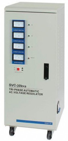 Tri Phase Automatic 30 KVA Voltage Stabilizer China