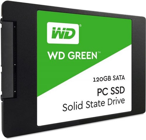 Western Digital Green 120GB SATA 6 Gbps Solid State Drive