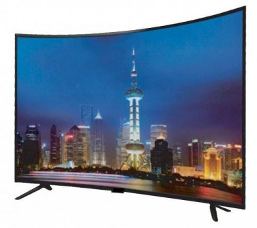 Nice View 32 Inch FHD Curved Android Smart LED Television