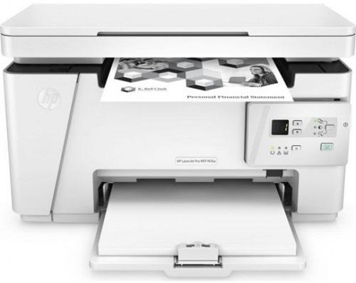 HP LaserJet Pro MFP M26A T0l49A Multi-Function Black Printer