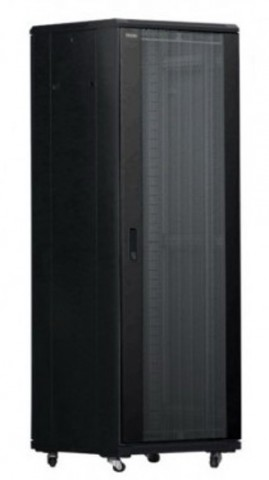 """Toten 42U Floor Stand 800 x 1000"""" Glass Door Server Cabinet"""