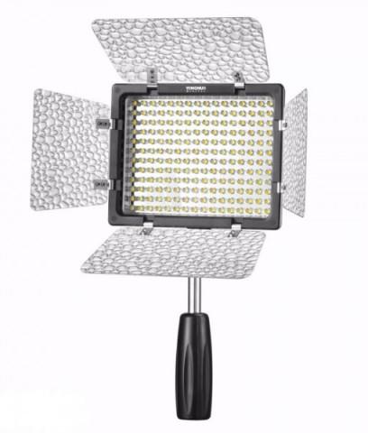 Yongnuo YN160 III 3200-5500K Digital Display Video Light