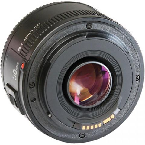 Yongnuo YN50mm f/1.8  AF/MF Standard Camera Lens