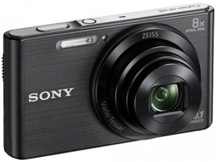 Sony DSC-W830 20.1 Megapixel 8x Zoom HD Digital Camera