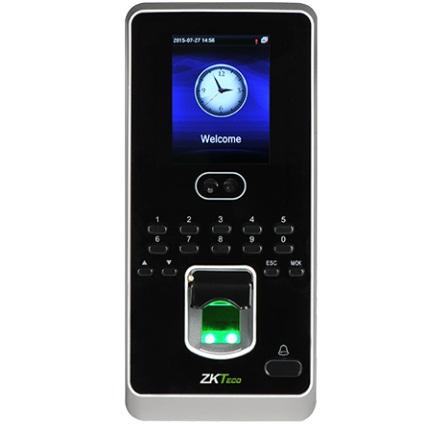 ZKTeco MultiBio 800 Fingerprint Time Attendance Terminal