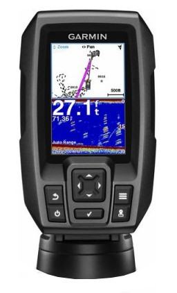 Garmin Striker 4 Built-in GPS 3.5 Inch Screen Fish Finder