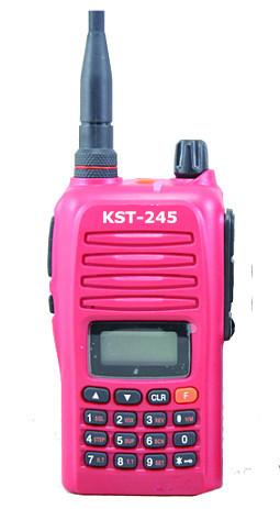 KST 245-246MHz 80 Channel Colorful Walkie-Talkie