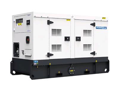 Powerlink 20 KVA 3 Phase 1500 Rpm Diesel Generator