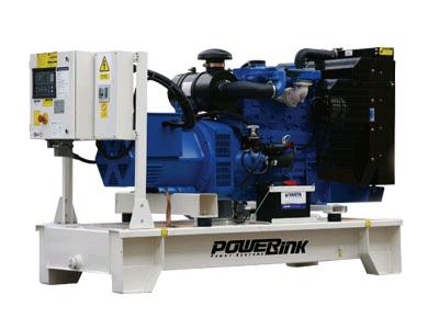 Powerlink 30 KVA UK Perkins Heavy Duty Diesel Generator