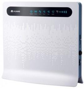 Huawei B593U-12 4G LTE CPE Industrial Wireless SIM Router
