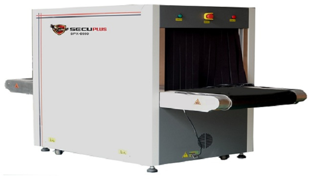 Secuplus SPX-5030 Small Size X-Ray Baggage Scanner