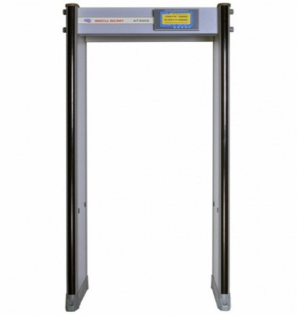 Secuplus SPW-300S 33 / 45 Zones Archway Metal Detector