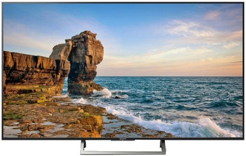 Sony KD-X7000E 4K HDR 55 Inch WiFi Direct Smart LED TV