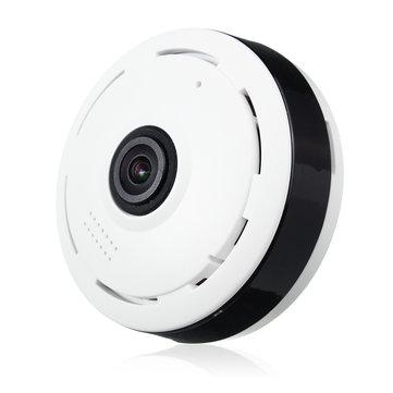 HD 360 Degree Panoramic Wide Angle Mini IP CC Camera