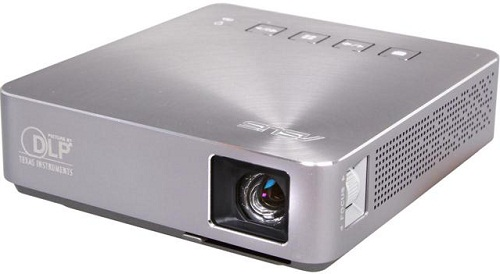 Asus S1 Mobile LED Projector Ultra Mini Portable 200 Lumens