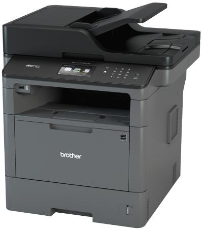 Brother MFC-L5755DW Multi-Function Mono Laser Printer