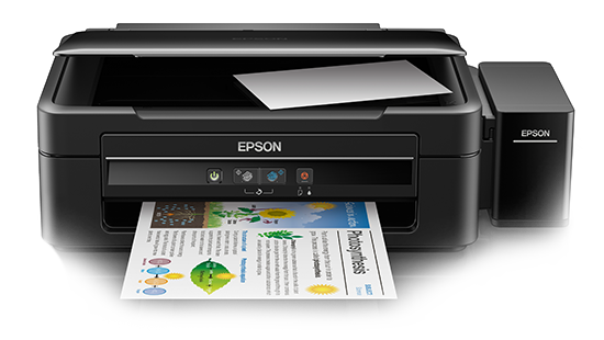 Epson L380 All-In-One USB 15 PPM Color Inkjet Printer