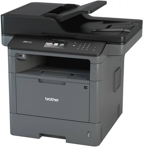 Brother MFC-L5900DW Black & White All-In-One Laser Printer