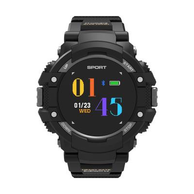 NO.1 F7 GPS Fitness Tracker IP67 Waterproof Smartwatch