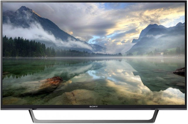 Sony Bravia W652d X Reality Pro 48 Inch Led Smart Television Price In Bangladesh Bdstall