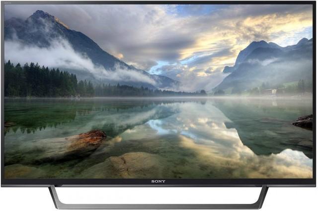 Sony Bravia W652D X-Reality Pro 48 Inch LED Smart Television