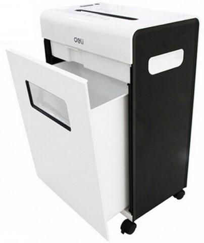 Deli 9903 12 Sheet Powerful Office Paper Shredder Machine