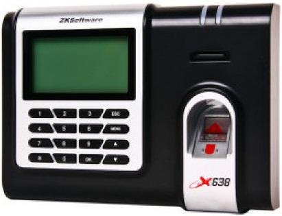 ZKsoftware X-638 Fingerprint & EM Card Time Attendance