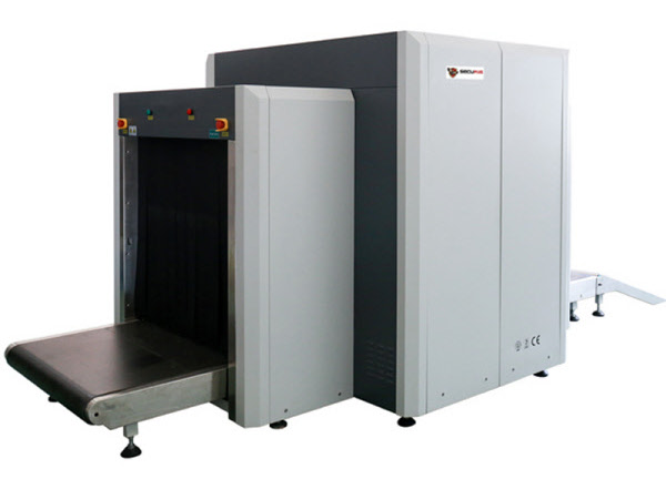 Secuplus SPX-100100DV Dual View X-Ray Baggage Scanner