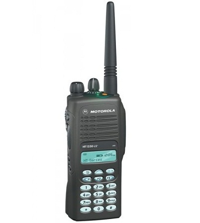 Motorola HT1250 Portable Two-Way Radio Walkie Talkie