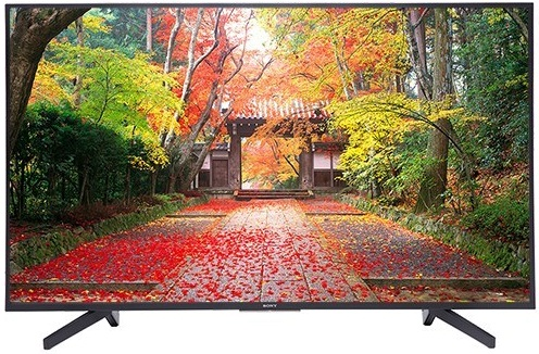 Sony Bravia Kd 55x7000f 55 Quot 4k Hdr Led Smart Television