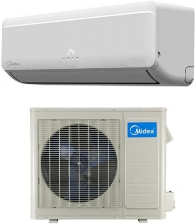 Midea MSM12CR 1 Ton Anti VOC Filter Split Air Conditioner