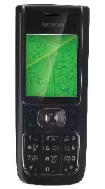 Nokia 6088 with Rim