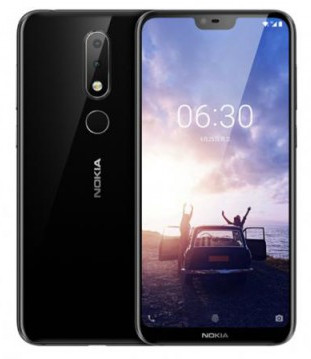 Nokia 6.1 Plus Octa Core 5.8 Inch 16 MP Dual Camera Mobile