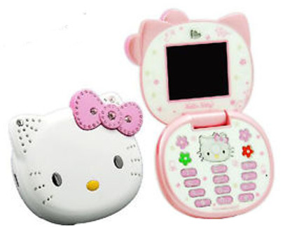 Hello Kitty Mini Mobile Phone