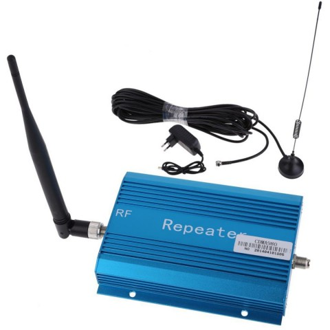 GSM 980 Cell Phone Network Signal Amplifier RF Repeater