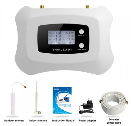 ATNJ JS-L1 4G LTE Cell Phone Signal Booster