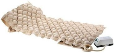 "IML Bed Type 2.5"" Bubble Pad Medical Air Mattress"