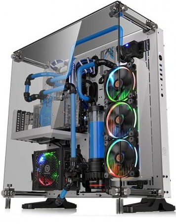 Thermaltake Core P5 Snow Edition Tempered Glass PC Chassis