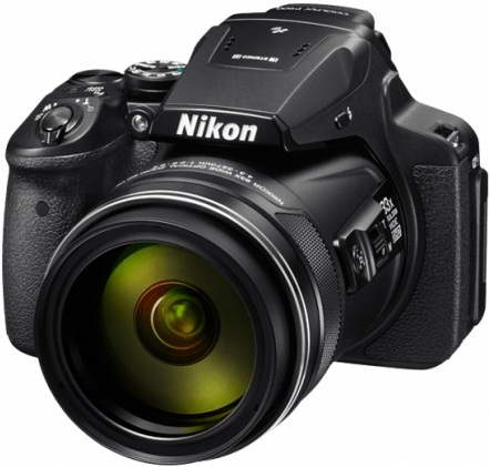 Nikon COOLPIX P900 83x Optical Zoom Wi-Fi Digital Camera