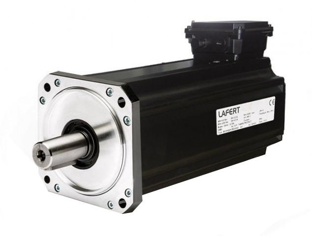 Lafert EM10078 High Speed Servo Motor