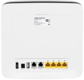 Huawei E5186 4G LTE SIM Card CPE Wi-Fi Modem Router