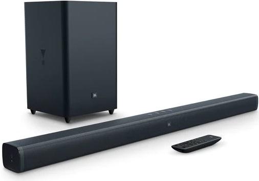 Jbl Subwoofer Soundbar 1 Bar Wireless Bluetooth Channel 2