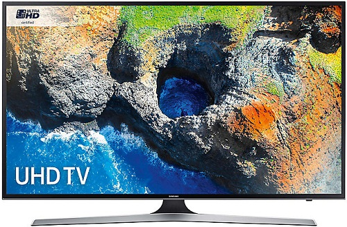 Samsung MU6100 Ultra HD 55 Inch HDR LED Smart Television