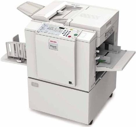Ricoh DD 5450 150 PPM Color Digital Duplicator Machine