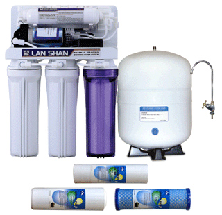 Lan Shan LSRO-101-BW Water Treatment Purifier Filter