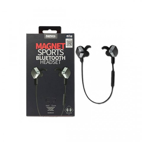 Remax RM-S2 Magnet Sports Headset Bluetooth Clear Sound
