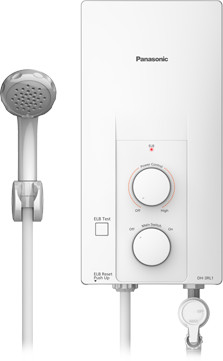 Panasonic DH-3RL1MW 9 Safety Point Instant Water Heater