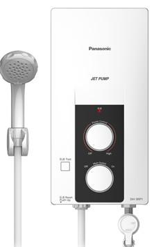 Panasonic R Series DH-3RP1MK DC Pump Water Heater